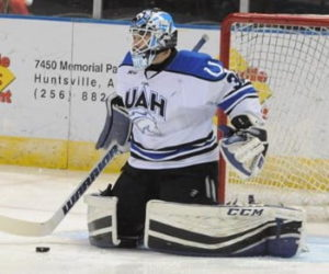 The Chargers are 5-1-1 in Jordan Uhelski's last seven starts. (Photo by UAH Athletics)